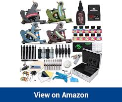 best tattoo kits in 2018 options for personal or professional use