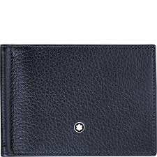 personal details resume minimalist wallet metal clippers leather wallets for men leather goods montblanc