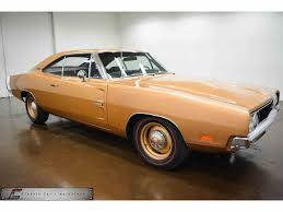 When Did Dodge Chargers Come Out 1969 Dodge Charger For Sale On Classiccars Com 24 Available