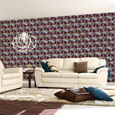 simulation 3d chambre couleurs moderne simulation 3d fond d écran 3d de mode salon