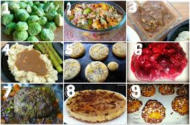 thanksgiving vegetarian menu blog archives artistic vegan