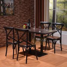 Western Dining Room Table Metal Chair Carolynfincher Com