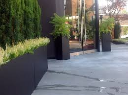 terrarium design amusing modern planters outdoor outdoor planters