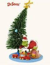 hallmark keepsake ornaments dr seuss keepsake caboose