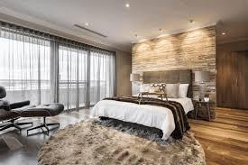 Modern Bedroom Rugs Bedroom Attic Room Furniture White Fur Blanket Beige