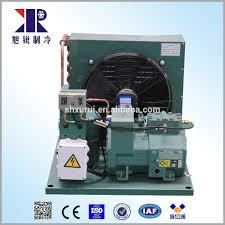 condensation chambre compresseur chambre froide 1012509 3hp semi hermétique unité de