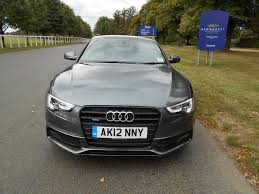 used audi a5 s line for sale used audi a5 2012 automatic diesel 3 0 tdi 245 quattro grey for