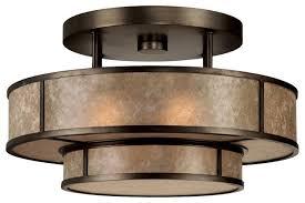 Cabin Light Fixtures Bronze Ceiling Light Fixture And Rustic Fixtures Cabin Lighting