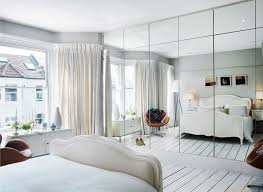 Bedroom Mirror Furniture by Best 25 Mirrored Wardrobe Doors Ideas On Pinterest Mirrored