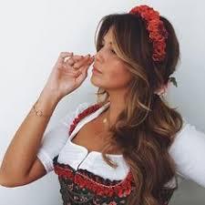 Hochsteckfrisurenen Tracht by Oktoberfest Frisuren 2016 Ab Auf Die Wiesn Schöne Frisuren