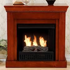 southern enterprises inc walden petite gel fuel fireplace