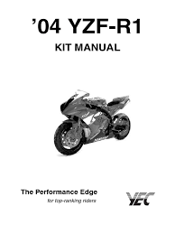 yzf r1 race manual ignition system throttle