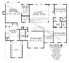 oxford f house plan colonial house plans