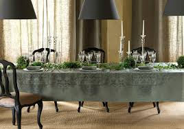 tablecloth for oval dining table life style resource guide choosing a tablecloth
