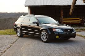 customized subaru outback swagbaru 132 u2013 wagon wednesday vol 21 joe u0027s slammed outback xt