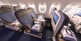Delta 777 Economy Comfort Delta Unveils New Airbus A350 Boeing 777 Premium Economy Seat