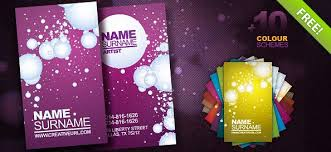 free psd business card template free vectors 365psd com