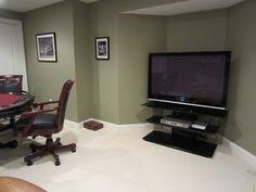 perfect wall color for a man cave saddle tan by benjamin moore