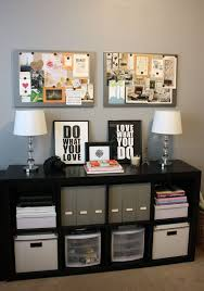 Home Office Organization Ideas Best 25 Apartment Office Ideas On Pinterest Office Desk Home
