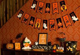 vintage halloween vignette my insanity