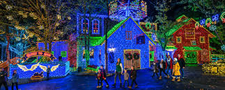 Family Dollar Christmas Lights Branson Christmas Lights Holiday Activities Silver Dollar City