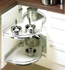 panier tournant pour meuble cuisine amenagement placard d angle cuisine comment amenager un placard de