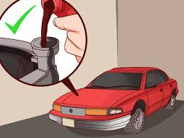 nissan versa quarts of oil how to change radiator fluid with pictures wikihow