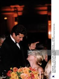 john f kennedy jr and carolyn bessette kennedy pictures getty