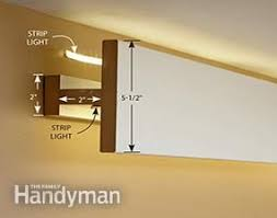 interior home lighting how to install cove lighting light cove lighting