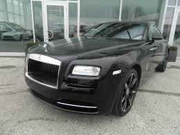 matte rolls royce wraith one mean looking roller the 2016 wraith carbon fiber edition