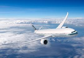 cathay pacific places order for 21 boeing 777 9x aircraft