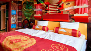 legoland hotel themed rooms legoland california resort