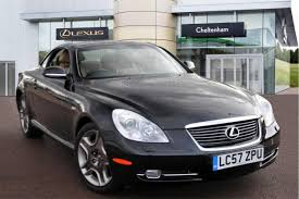 lexus convertible sc430 used lexus sc cars for sale motors co uk
