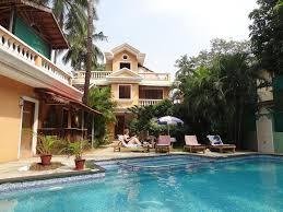 sandray luxury apartments and villa colva india booking com