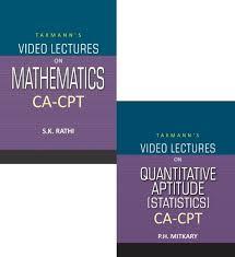 ca cpt video lectures on quantitative aptitude mathematics with