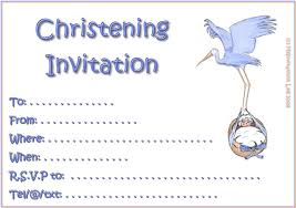 free printable baptism invitations free printable christening