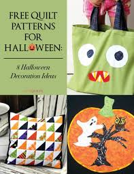 free quilt patterns for halloween 8 halloween decoration ideas