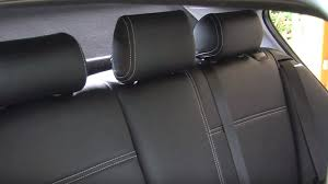 Vehicle Leather Upholstery Zacasi Trailer The Perfect Leather Look Tailor Made Car Seat
