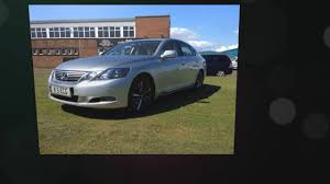 lexus gs300 sport for sale uk lexus gs 450h 3 5 se l 2008 4dr cvt auto for sale in kirkcaldy