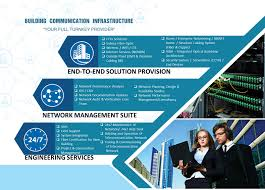 solutions lucky joint construction pte ltd structured cabling
