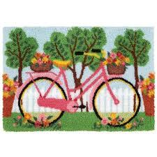 craftways bicycle latch hook