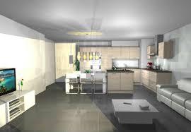 cuisine carré aide aménager salon cuisine carré
