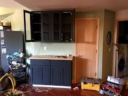 is it cheaper to replace or reface kitchen cabinets kitchen cabinet refacing blue terra designkitchen cabinet