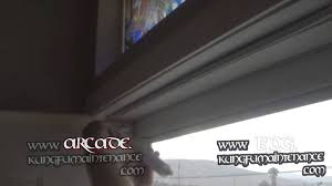 Larson Secure Elegance by How To Install Closer For Larson Storm Security Or Other Screen