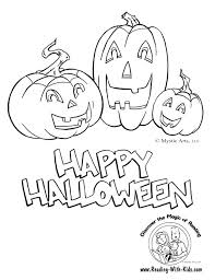 free coloring pages happy halloween fairy 1631