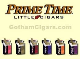 Royal Comfort Cigarillos Prime Time Little Cigars Cherry Prime Time