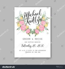 wedding invitations vector vintage postcard wedding invitations vector lovely wedding