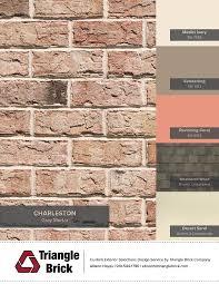 sherwin williams color blog triangle brick