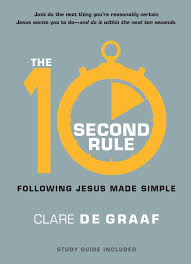 the 10 second rule book by clare de graaf official publisher