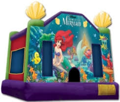 mermaid jumping castle rental tucson az jumpmaxx